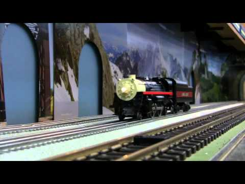 The LionChief Scout Train Set 6-30183
