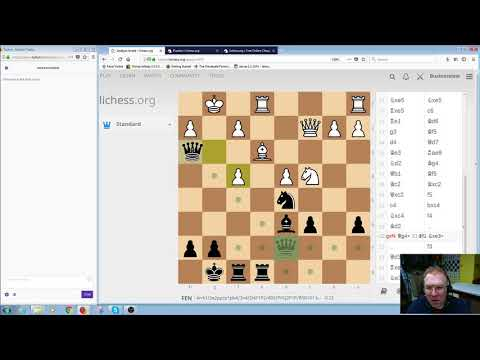 Chess Cruncher TV 1 4 2018
