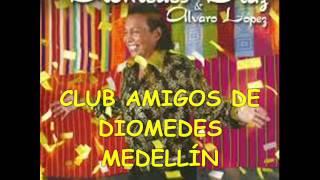 08 QUE ME MATE EL DOLOR - DIOMEDES DÍAZ & ÁLVARO LÓPEZ (2011 CON MUCHO GUSTO CARAY)