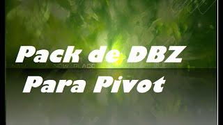 como baixar o pack do DBZ para pivot