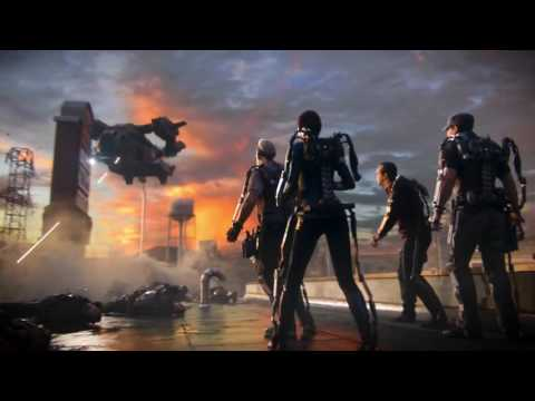 Call of Duty Exo Zombies Music  Elena Siegman  115
