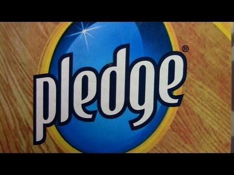 How To Make Magic Wash Pledge With Future Shine Youtube