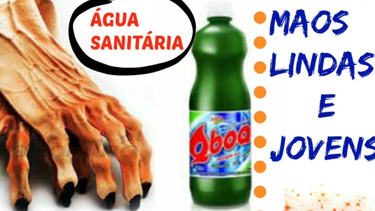 pode misturar agua sanitaria com detergente