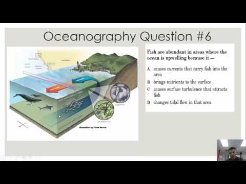 Oceanography SOL Review