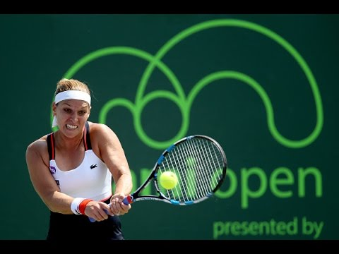 2017 Miami Open Second Round | Dominika Cibulkova vs Cepede-Royg | WTA Highlights