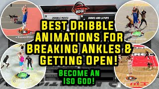 NBA 2K20 Best Dribble Animations To Break Ankles & Get Open! Best Dribble Sigs For Iso Playmakers