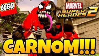 LEGO Marvel Super Heroes 2 PT BR #23 - CARNOM GAMEPLAY LIVRE E QUESTS HILÁRIAS