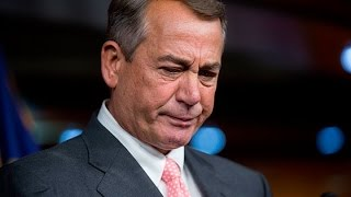 John Boehner: Why Did He Go?