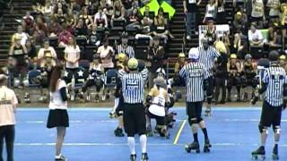 Monumental Mayhem Regionals, 2011: Brew City v. Chicago Outfit 2