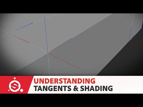 Substance Painter Tutorial – Model Preparation 03: Tangents & shading for Normal maps