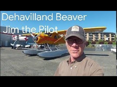 Jim the Pilot Flying a DeHavilland Beaver (Part 1) - May 22, 2017