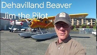 Jim the Pilot Flying a DeHavilland Beaver (Part 1) - May 22, 2017 #jimthepilot