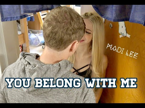 You Belong With Me - Taylor Swift - Official Music Video Cover by Madi Lee