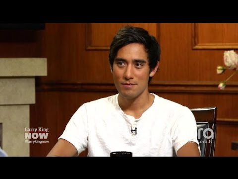 Vine and YouTube Star Zach King On His Viral Videos! | Larry King Now | Ora.TV