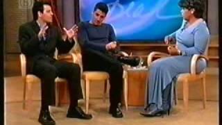 NKOTB - Jon and Jordan Knight talk Panic disorder