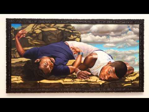 Art This Week-At The Modern-Kehinde Wiley: A New Republic-Kehinde Wiley INterview
