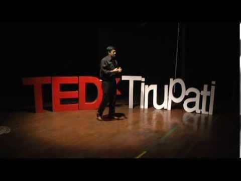 The potential of augmented reality: Vijay Karunakaran at TEDxTirupati