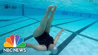 Subversive Sirens: Gold-Winning Synchronized Swimmers Fight For Body Positivity, Equality | NBC News