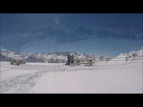 Les Crosets - Grand Conche, Champéry, ski-rando, Valais, Suisse, 29-4-2017