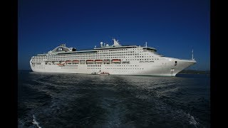 Mediterranean & Transatlantic Cruise aboard Sea Princess