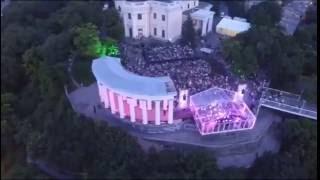 Фестиваль Odessa Classics с высоты птичьего полета