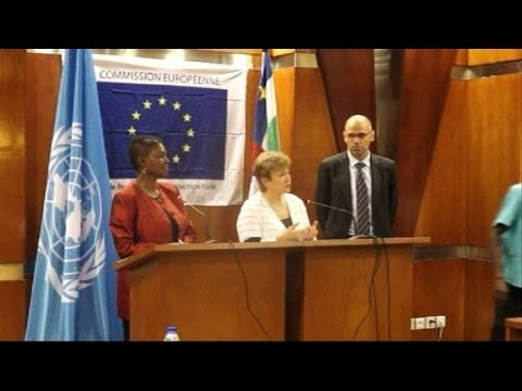EU and UN officials wrap up Central Africa visit