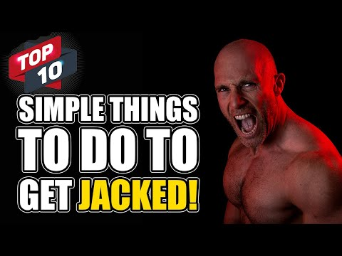 10 Simple Things You Can Do To BUILD MUSCLE!!