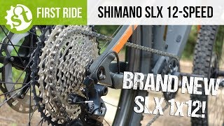 TESTED | Shimano Has A New 12-Speed SLX Groupset