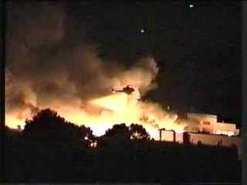 Sets lost in UNIVERSAL STUDIOS FIRE