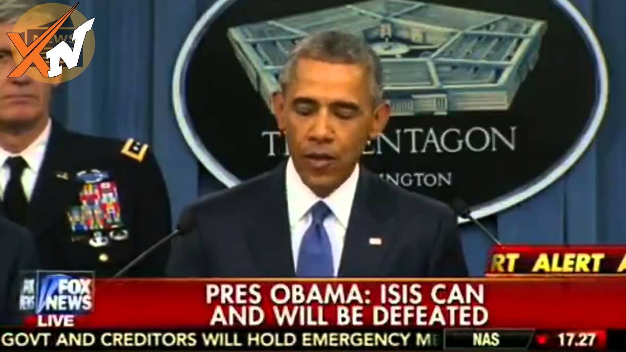 How to write a presidential address isis