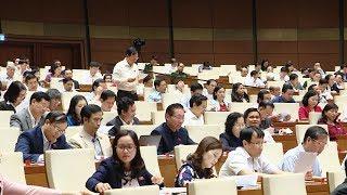 Quốc hội thảo luận về dự án Luật cơ quan đại diện của Việt Nam ở nước ngoài