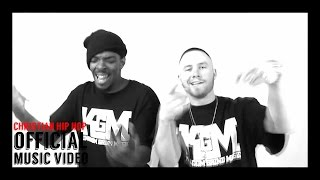 "NEW Christian Rap - Kingdom Grind Music - ""KGM CYPHER"" (Music Video)(@RL_KGM @ChristianRapz)"