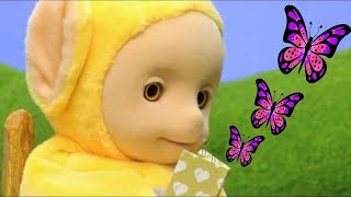 Les Teletubbies en français ✨ 2017 HD ✨ Nouvel épisode    Attraper des Papillons