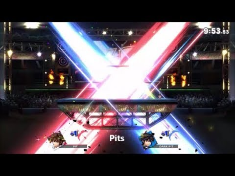 Smash Bros Ultimate: KO Screams (English)