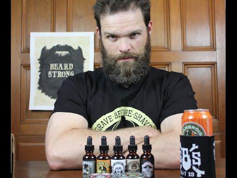 Beard Wax & Oils REVIEW | Fisticuffs