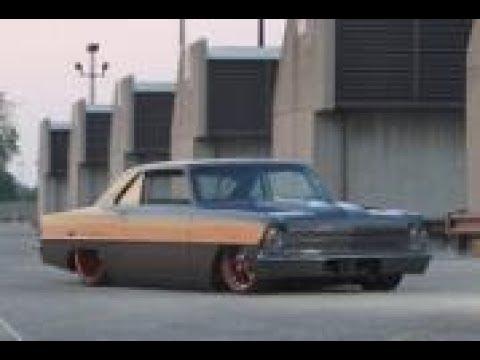 1967 Chevy Nova Twin Turbo Restoration Project