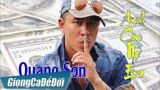 Anh Còn Nợ Em - Quang Sơn | GIỌNG CA ĐỂ ĐỜI