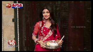Bollywood Stars Celebrate Karwa Chauth Festival | Teenmaar News  Telugu News