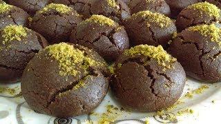 Kakaolu Islak Kurabiye Tarifi ( çay ve kahve saatleriniz için)