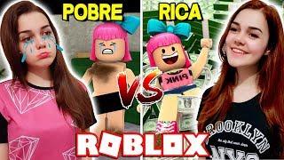 POOR GIRL GOT RICH!!! HE WENT AROUND!!! -ROBLOX