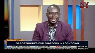 BUSINESS UPDATE: Exploring opportunities for fin-techs in a lock down