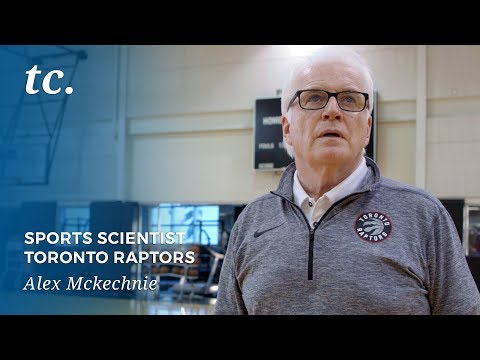 How Toronto Raptors' Alex McKechnie Built a Career in the NBA