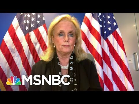 Dingell: Biden Is 'Showing People How You Can Connect With Human Beings Safely' | MSNBC
