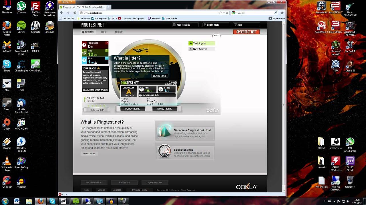Internet Yhteyden Salaus