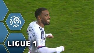 But Alexandre LACAZETTE (41') / Olympique Lyonnais - AS Saint-Etienne (3-0) -  (OL - ASSE) / 2015-16