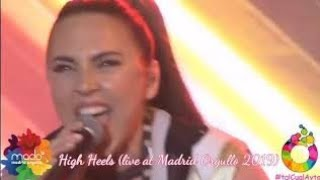 Baixar MELANIE C, High Heels (live at MADRID ORGULLO 2019) ft Sink the Pink - SPORTY SPICE