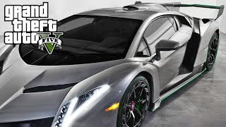NEW HYPERCAR in GTA 5 = FASTEST CAR IN THE GAME thumbnail