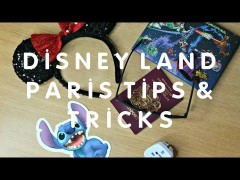 DISNEYLAND PARIS TIPS & TRICKS | Soph-obsessed