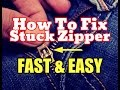 [NEW] How To Fix Stuck Zipper Fast - Fix Zippers In Seconds Easy [Proof]