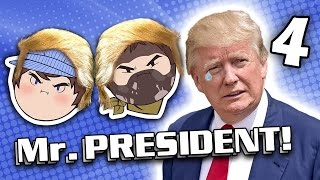 Mr. President: Rump Goes To China - PART 4 - Steam Train